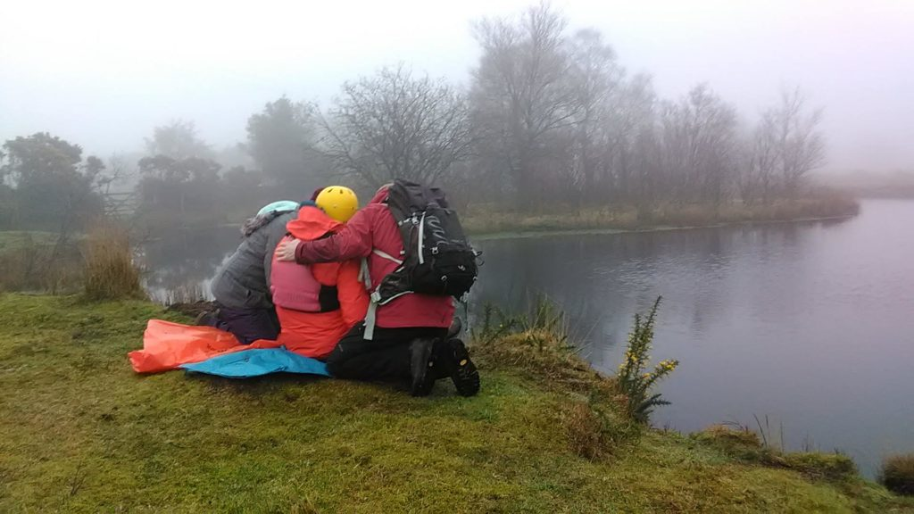 Outdoor First Aid Waterside Casualty Check
